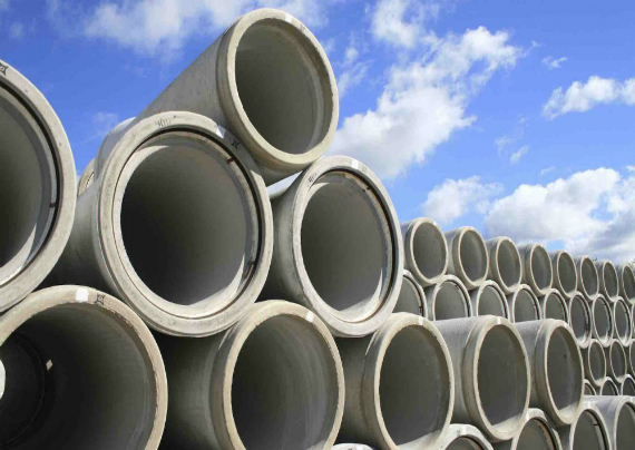 culvert pipes